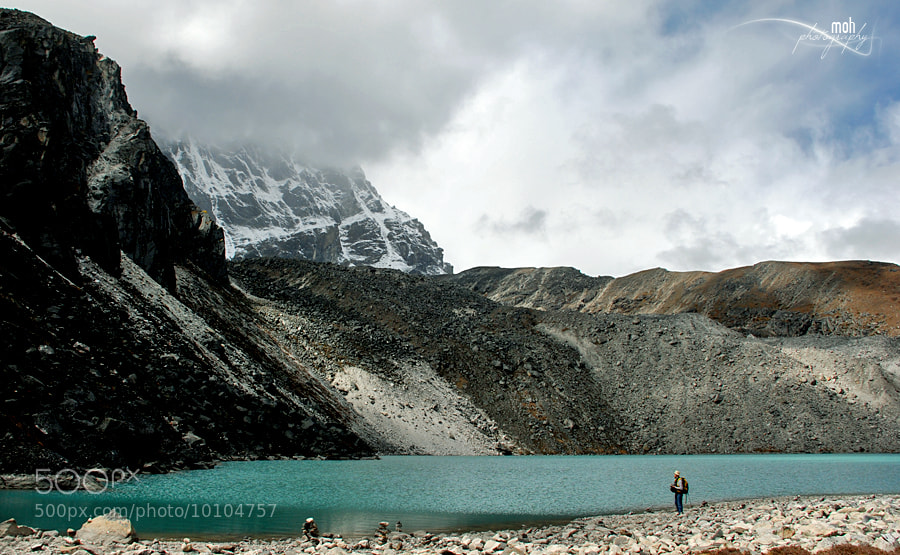 Photograph Wondrous Gokyo!! by Mohan Duwal on 500px