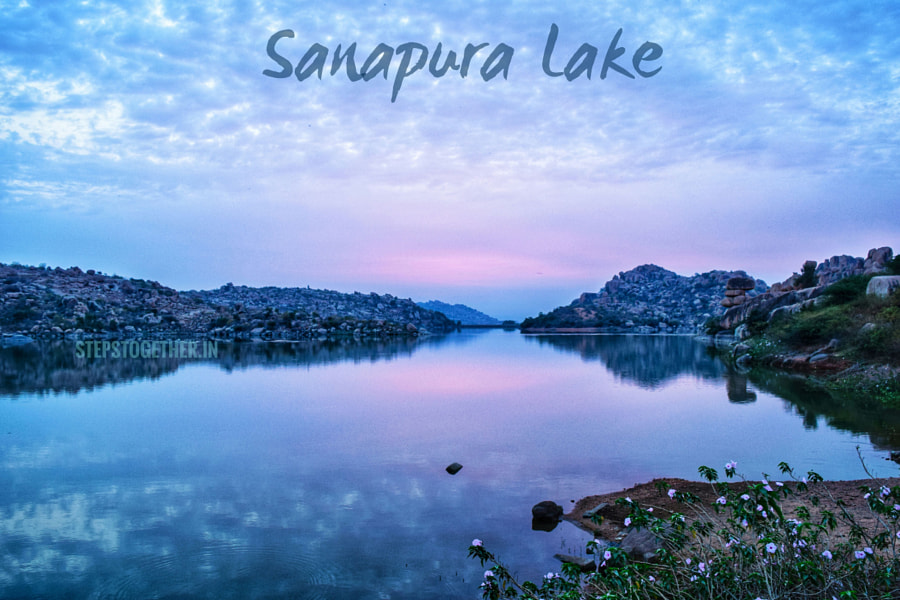 Sanapura lake (2) by Steps Together on 500px.com