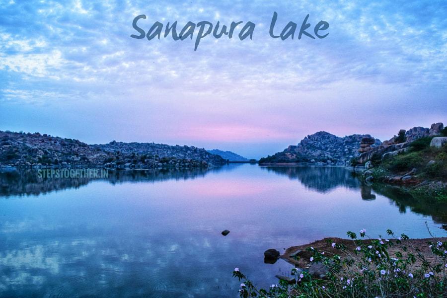 Sanapura lake (2) by Steps Together on 500px.com