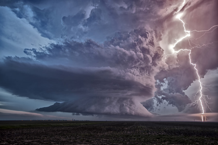 The Epic Storm by Roger Hill on 500px.com