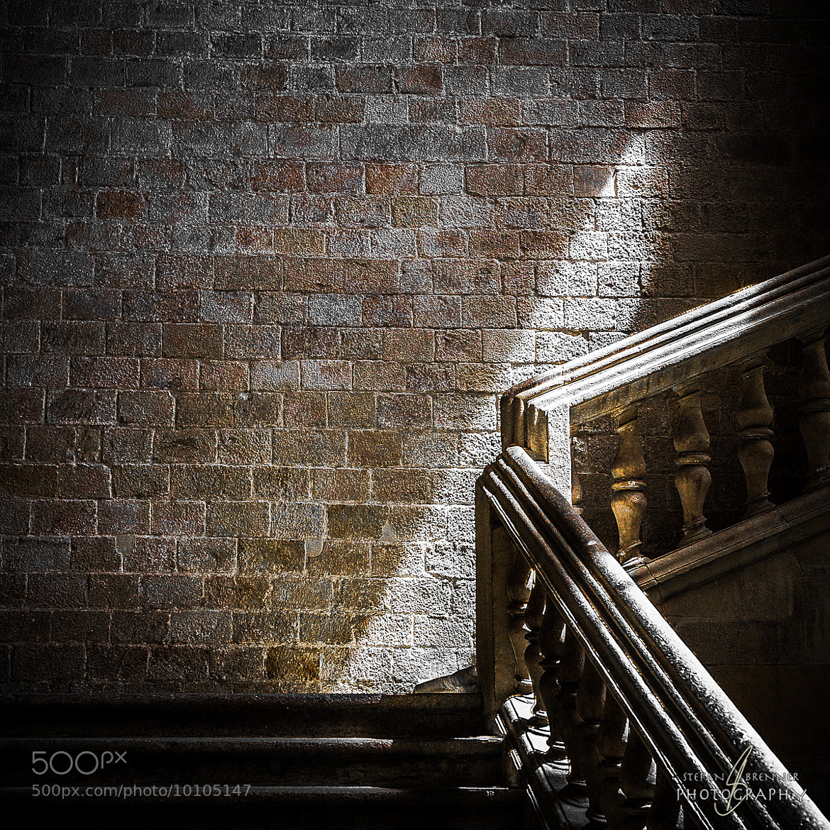 Photograph Upstairs by Stefan Brenner on 500px
