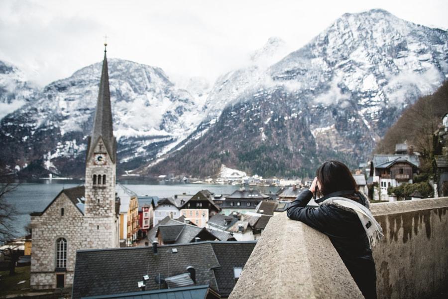 Winter in Hallstatt by Kellin Chew on 500px.com
