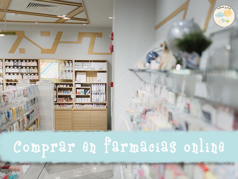 Comprar en las farmacias online