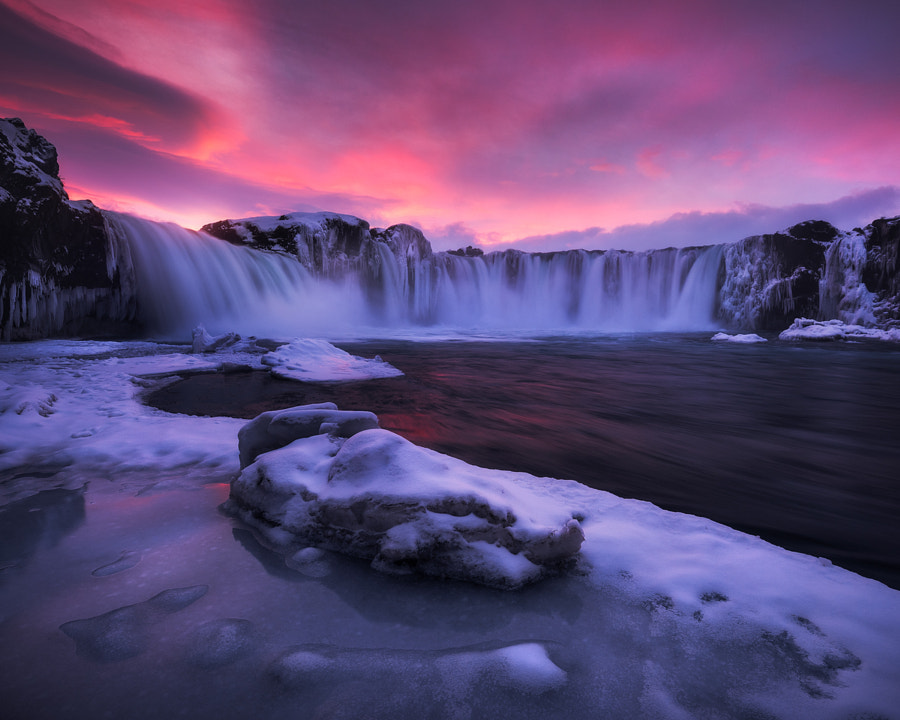 Arctic Drama by Daniel Gastager on 500px.com