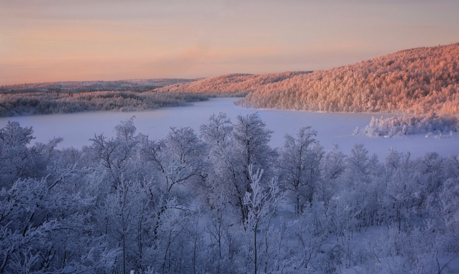 Северный пейзаж. Northern landscape. by Valentina Katkova on 500px.com