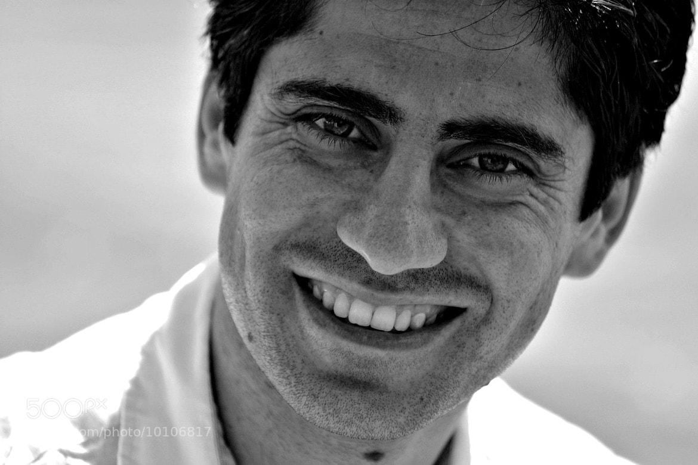 Photograph smiling friend by Keivan Zavari on 500px