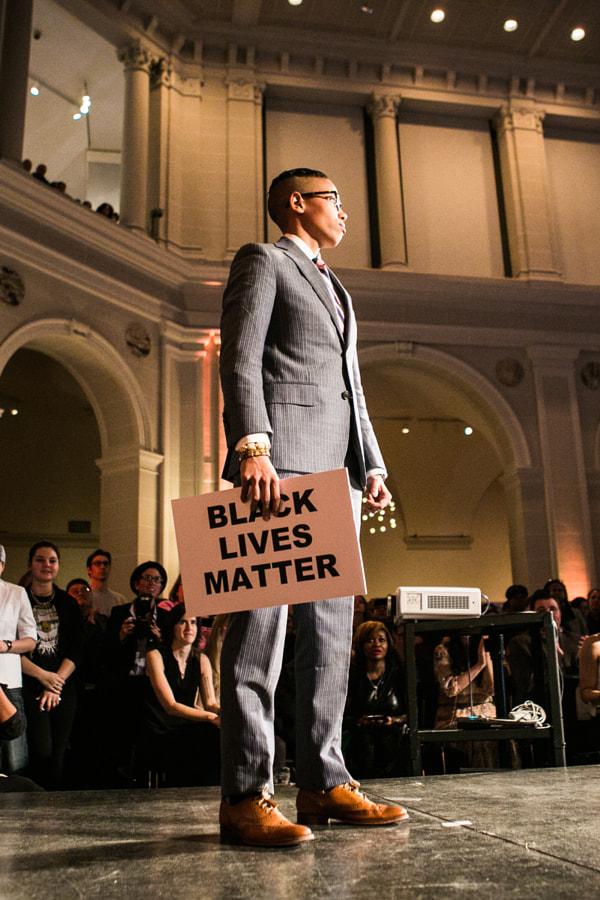 Black Lives Matter - dapperQ by Connie Tsang on 500px.com