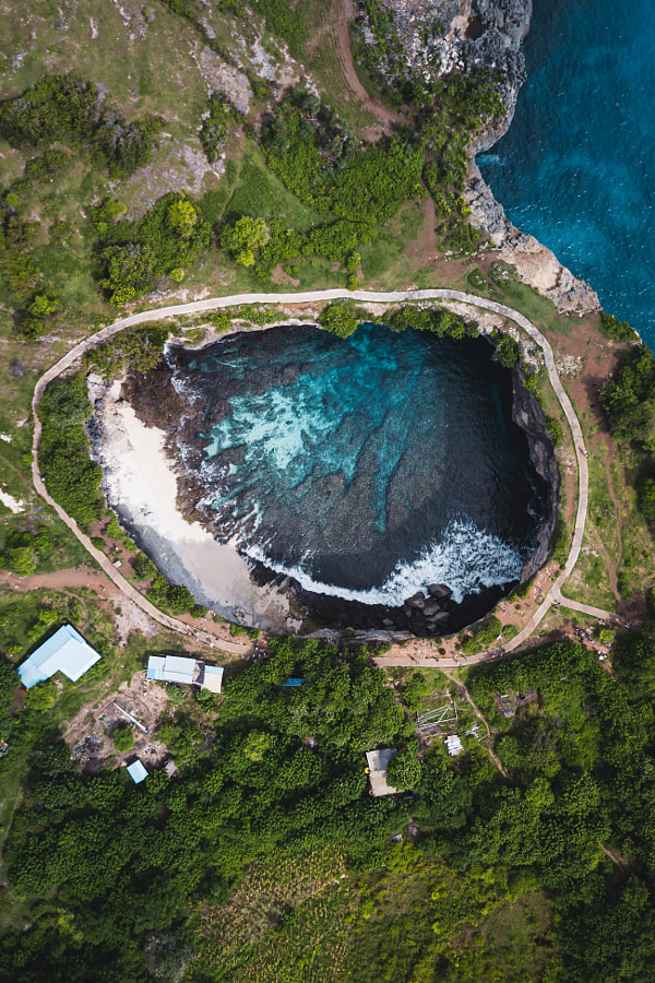 Nusa Penida Whirlpool by Ueli Frischknecht on 500px.com