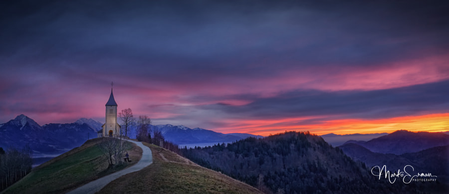 Waiting for sunrise  by Marko Erman on 500px.com