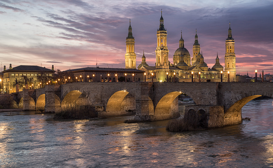 Photograph El Pilar (II) by Carlos Luque on 500px