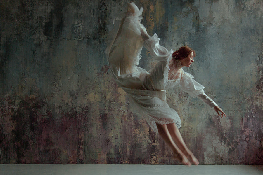 jump by Marie Dashkova on 500px.com