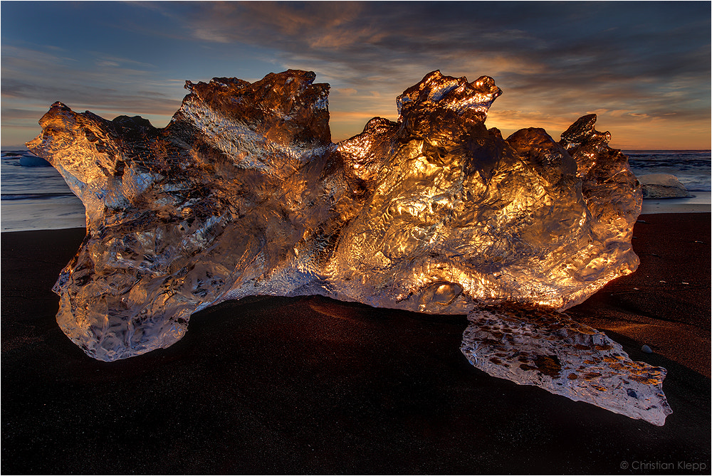 Photograph Ice Nugget by Christian Klepp on 500px