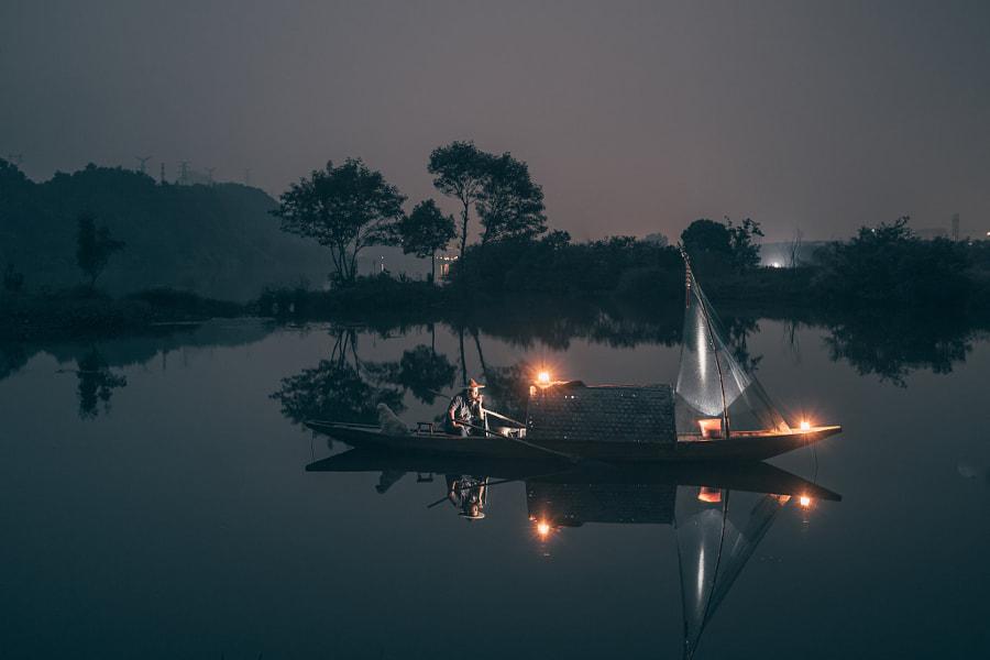 渔火 by 开心修罗  on 500px.com