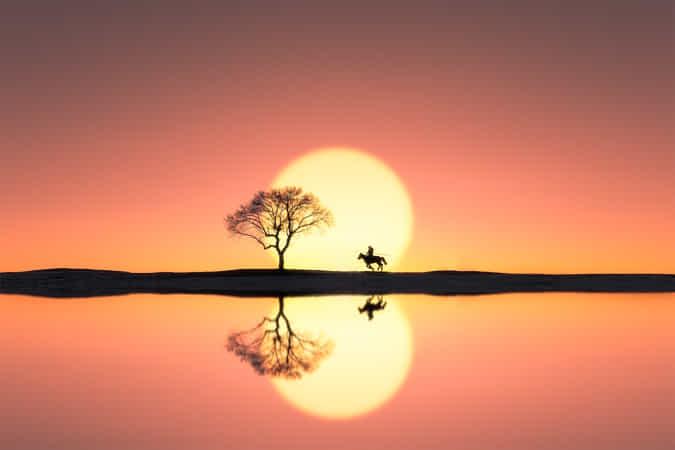 光与影! by 沐雨