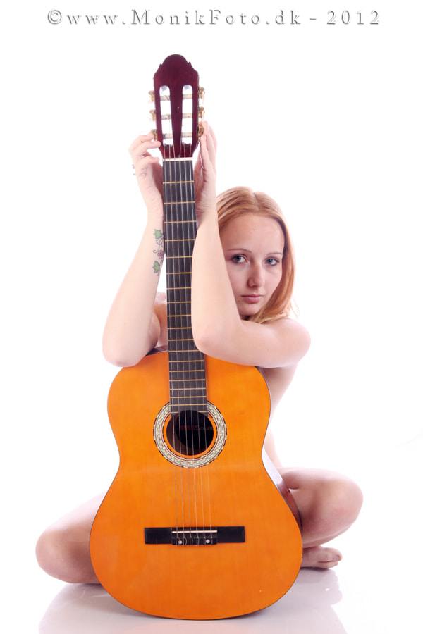 Photograph The Guitar by Monika Faber on 500px