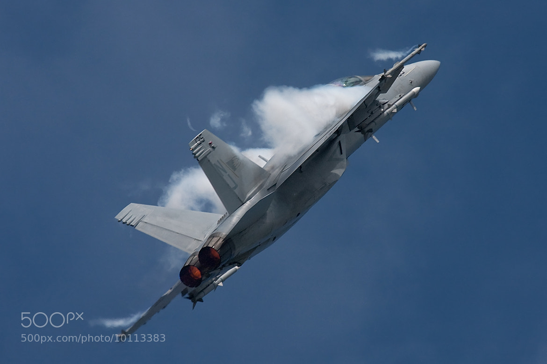 Photograph McDonnell Douglas FA-18 Hornet by Karl Batchelor on 500px