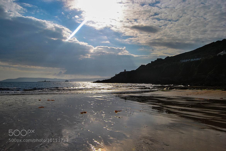 Photograph Devon Beach by julian john on 500px