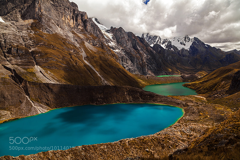 Photograph Mirador Huayhuash by Teo Teo on 500px