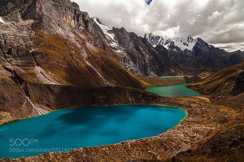Photograph Mirador Huayhuash by Teo Teo on 500px