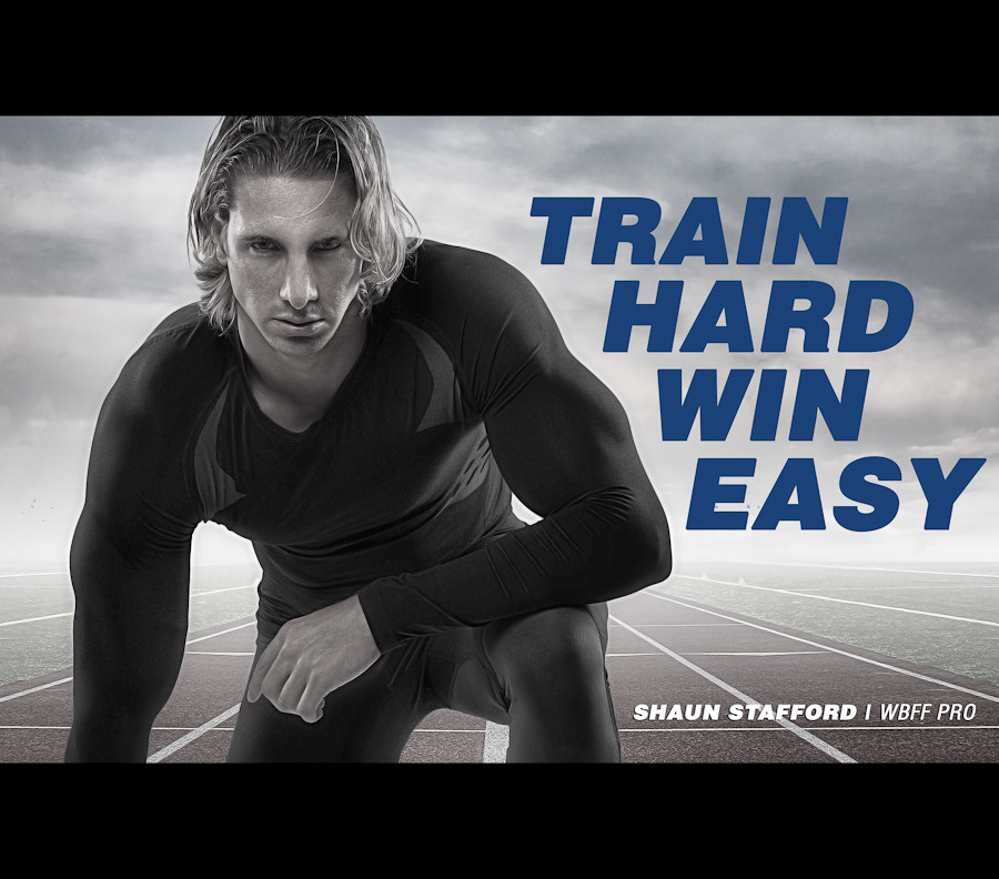 Photograph Train Hard, Win Easy by Glyn Dewis on 500px