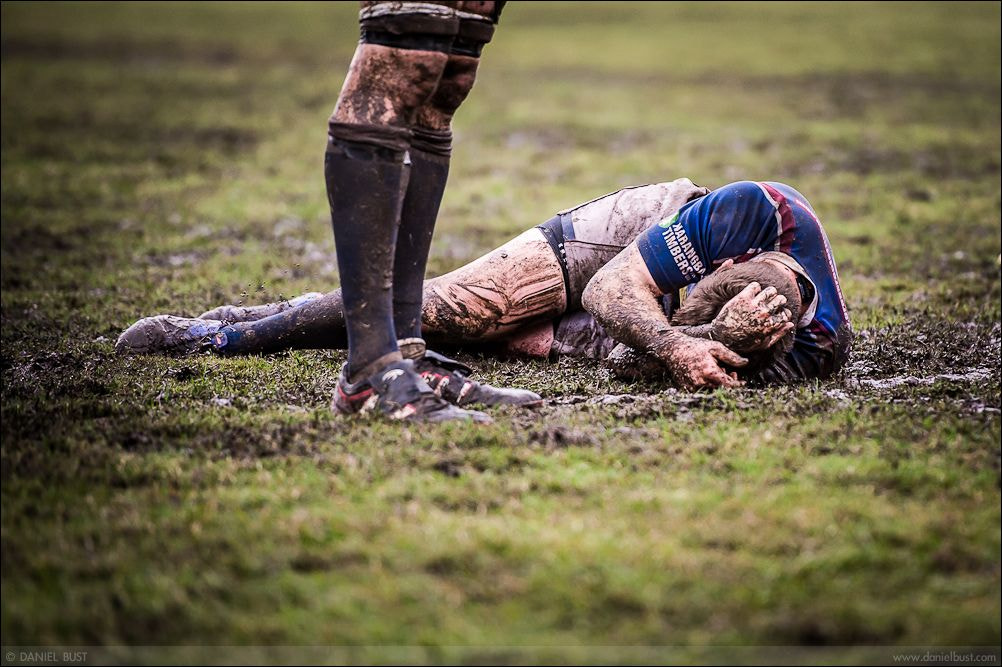 Photograph Injured Player by Kana Photography on 500px