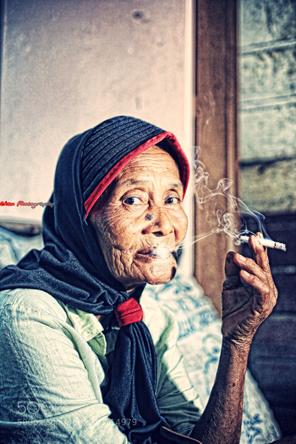 Photograph Enjoy The Smoking..!!! by chan ationg on 500px