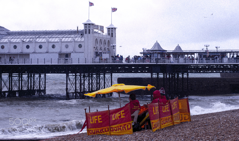 Photograph Lifeguards by julian john on 500px