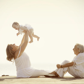 Three Generations by Manuel Orero (orerofotografia)) on 500px.com