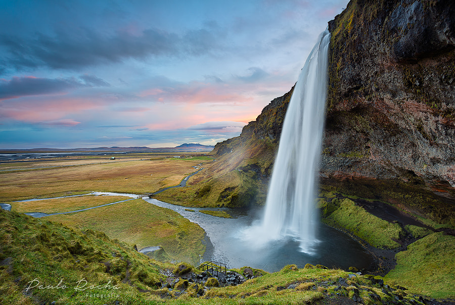 Early morning @Seljalandsfoss by Paulo Rocha on 500px.com