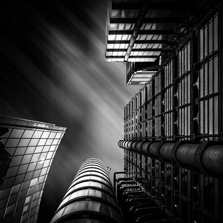 Lloyds in Black & White