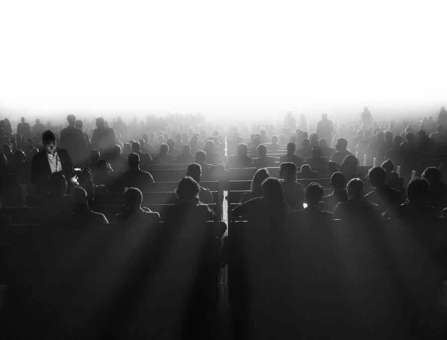 Life Coach illuminates the people  by Josip Miskovic on 500px.com