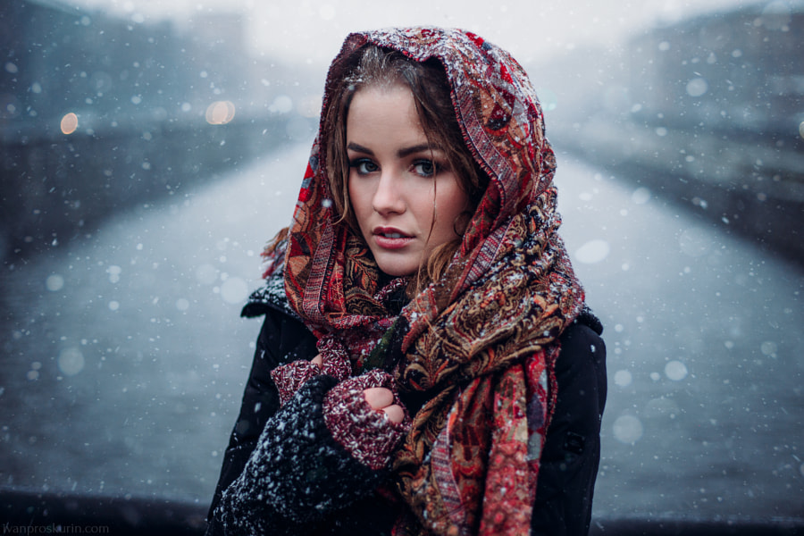 Julia by Ivan Proskurin on 500px.com