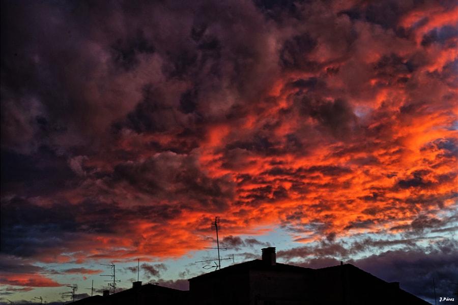 Virulent evening by Yuturjpd  on 500px.com