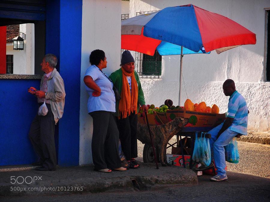 Photograph Señor Papaya by Skip  Hunt on 500px