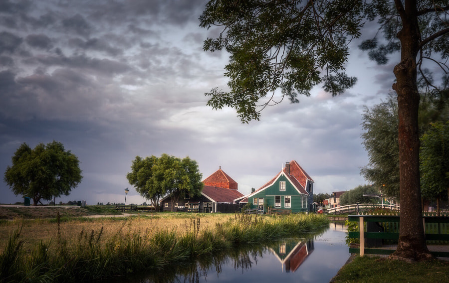 the Old Dutch cheese farm by Stef van Zoomeren on 500px.com