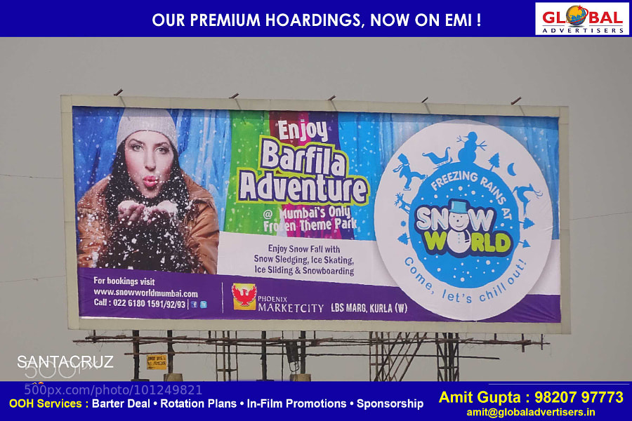 outdoor advertising specialist for hotels global advertisers - Advertising Specialist