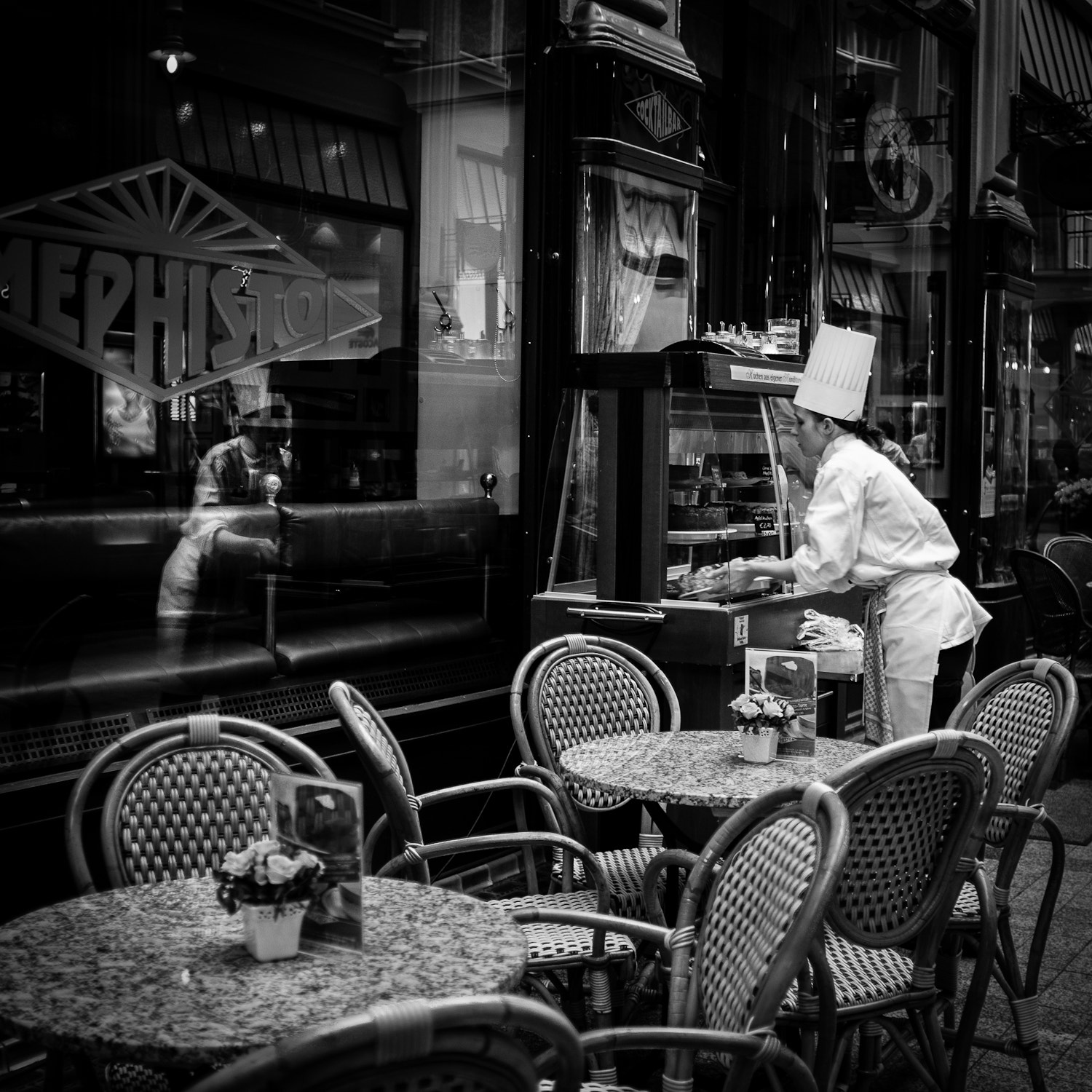 Photograph Lady-Cook by Markus Franke on 500px