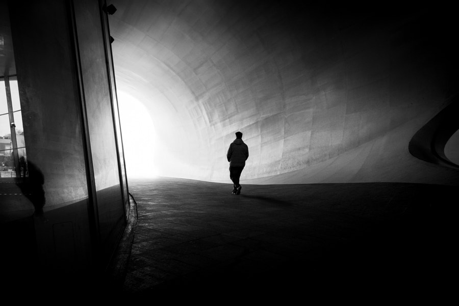 go, into the light by Benny bulke on 500px.com
