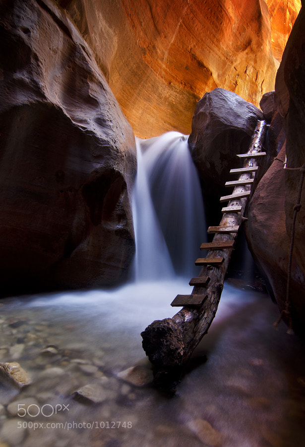 Photograph Canyon Glow by Bill Ratcliffe on 500px