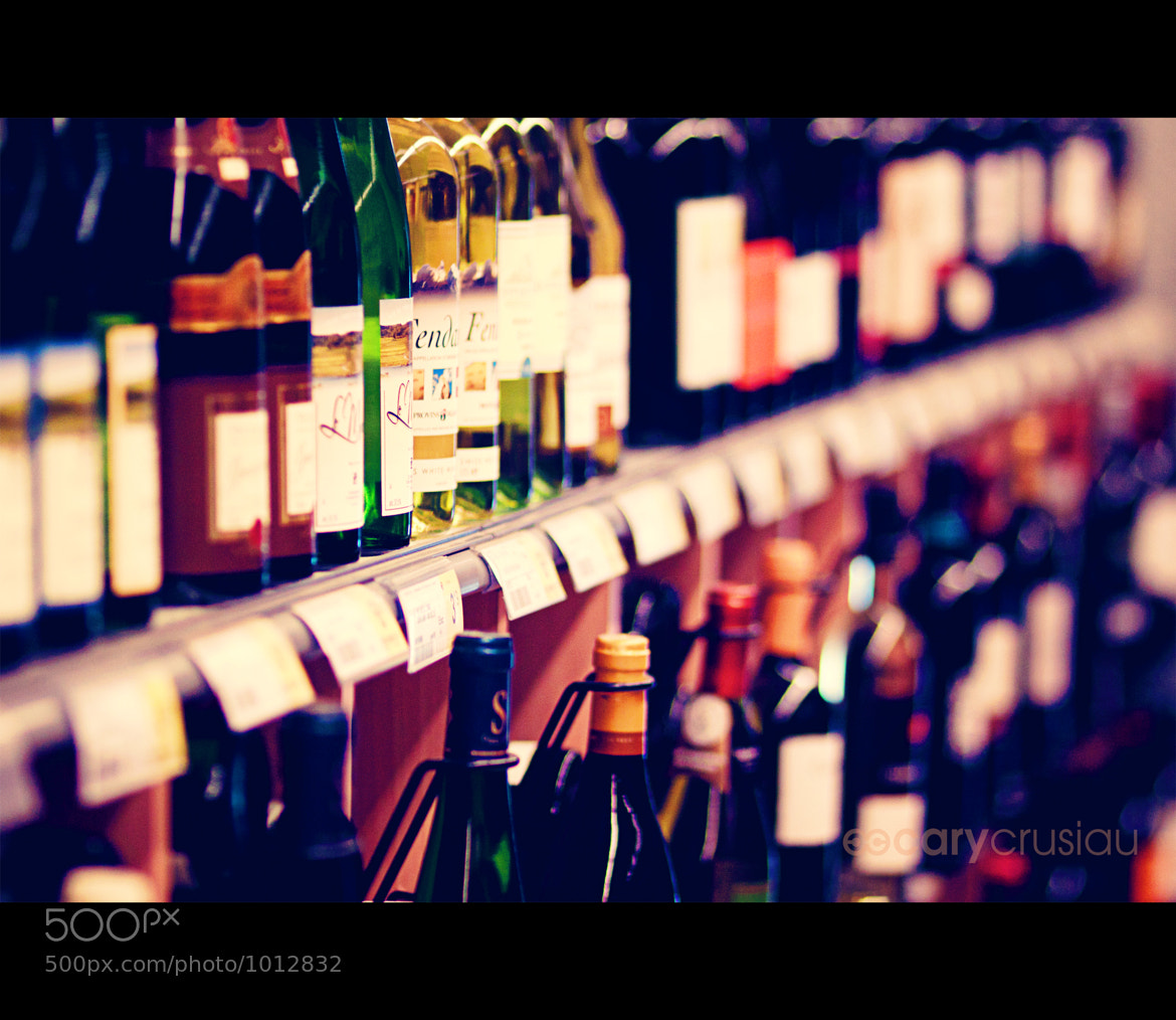 Photograph Wines by Cary Crusiau on 500px