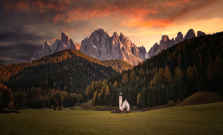 Italy - South Tyrol by Carsten Meyerdierks on 500px.com