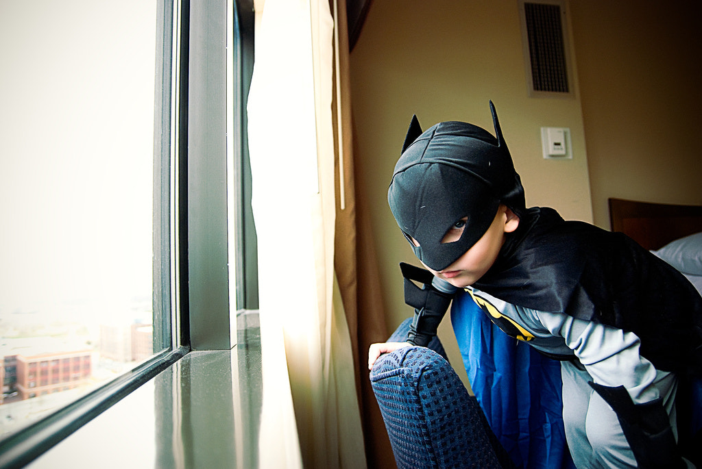 Photograph batman by Melissa Squires on 500px