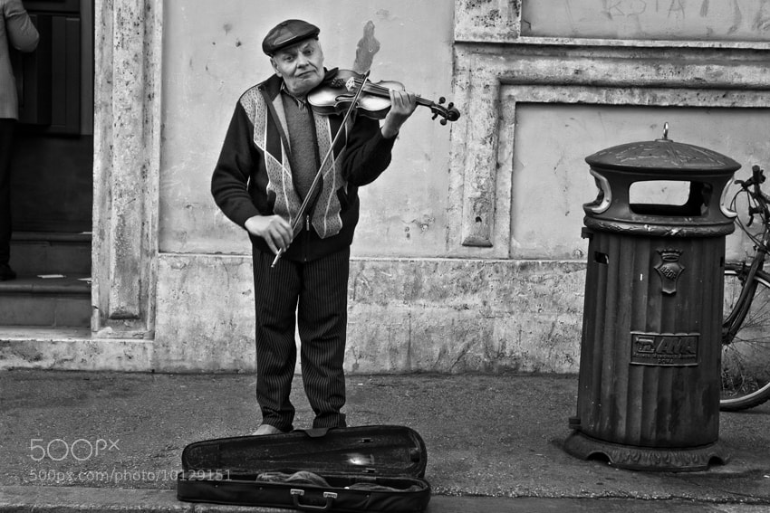 Photograph Soloist by mario pignotti on 500px