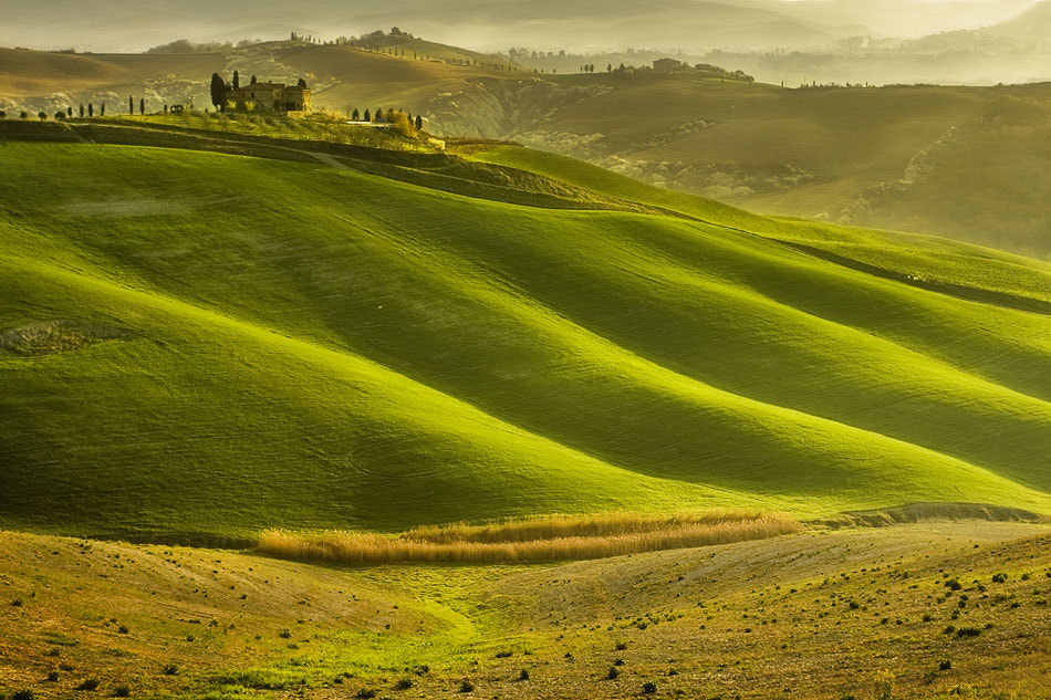 Photograph Somewhere in Tuscany... by Boguslaw Strempel on 500px