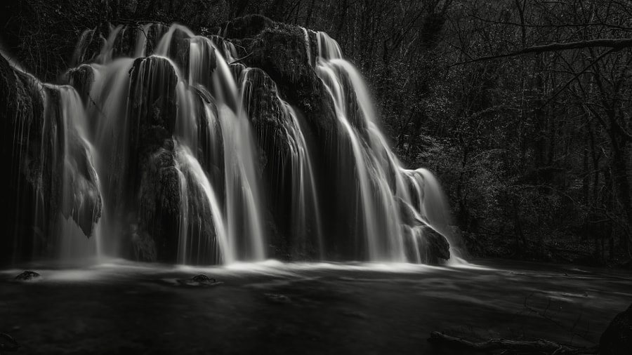 Cascade des Tufs by Patrice Vallet on 500px.com