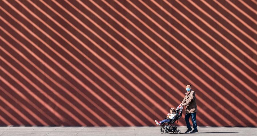 「散步」 by ReactoCarbon  on 500px.com