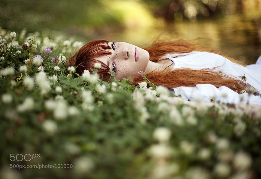 Photograph Yara by Polina Brzhezinskaya on 500px