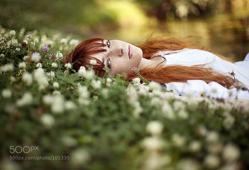 Photograph Yara by Polina Brzhezinskaya on 500px