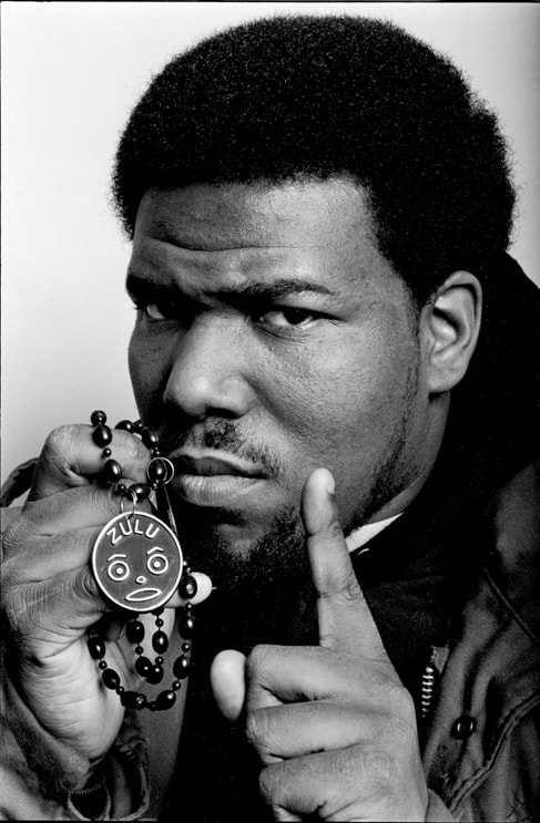 Photograph Afrika bambaataa by Andre Devaugn on 500px