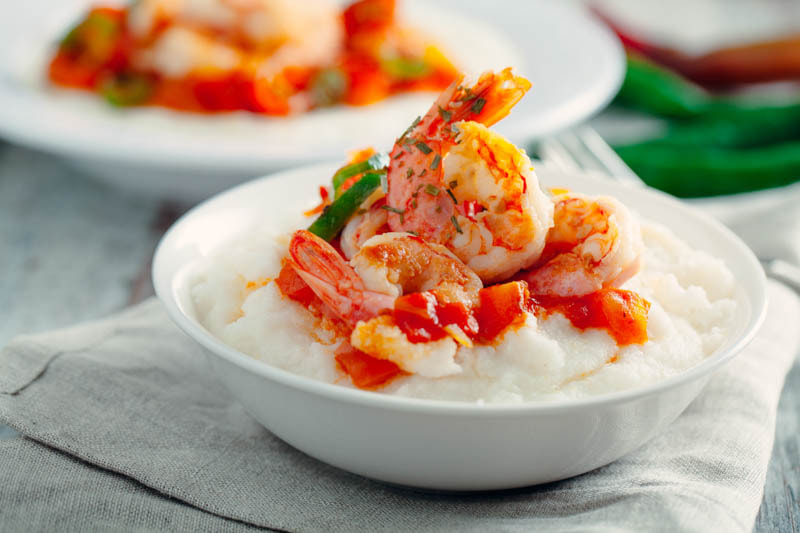 Shrimp and Grits de Foodstock en 500px.com
